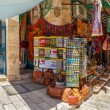 Old market in Jerusalem, Israel (panorama). — Stock Photo #48412483
