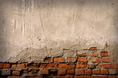 Background of brick wall — 图库照片