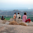 Hampi, India — Stock Photo #13289118