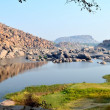Hampi, India - Stockfoto