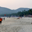 Stock Photo: Palolem beach