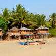 Palolem beach — Stock Photo #13307535