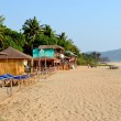 Palolem beach — Stock Photo