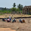 Hampi, India — Stock Photo