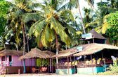 Palolem beach — Foto Stock