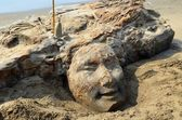 Playa de vagator — Foto de Stock
