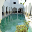 Sebastian's villa of Hammamet — Stock Photo #13686300