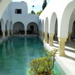 Sebastian's villa of Hammamet — Stock Photo #13686304