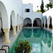 Sebastian's villa of Hammamet — Stock Photo