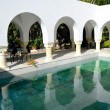 Sebastian's villa of Hammamet — Stock Photo #13686307