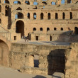 Amphitheatre of El Djem — Photo