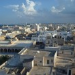 View of Soussa from Ribat — Stock fotografie