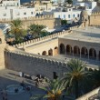 View of Soussa from Ribat — Lizenzfreies Foto