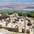 Stock Photo: Dougga, Tunisia