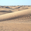 The Sahara Desert in Africa — Stock Photo