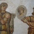 Stock Photo: Mosaic in Bardo Museum