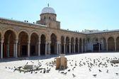 мечеть аль zaytuna — Стоковое фото