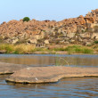 Hampi, India — Stock Photo #15364857