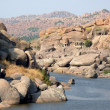 Stock Photo: Hampi, India