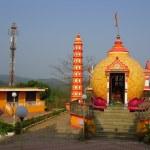 Goan temple — Stock Photo #15366415