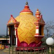 Goan temple — Stock Photo #15366417