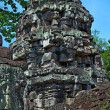 Stock Photo: Ancient Camboditemple