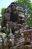 Ancient Cambodian temple — Стоковое фото