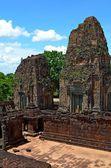 Antico tempio cambogiano — Foto Stock