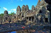 Gammalt kambodjanska tempel — Stockfoto