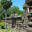 Antient cambodian temple — Stock Photo #39904465