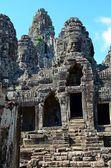 Antient cambodian temple — Stock Photo