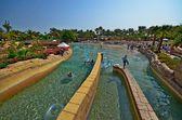 The Aquaventure waterpark of Atlantis — Stock Photo