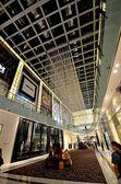 Interior of modern shopping center, OAE — Stock Photo
