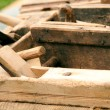 Stock Photo: Historic planer