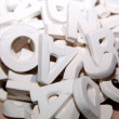 ABC letters — Stock Photo #41389791
