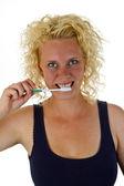 Dental care — Stock Photo