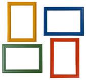 现代相框 — 图库照片