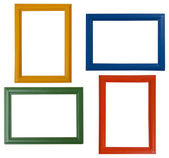 Modern picture frames — Stock Photo