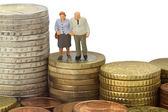 Pension — Stock Photo