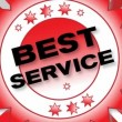 Best Service — Stock Video