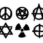 Set of symbols — Stock Vector #16825073