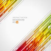 Abstracte retro technologie lijnen vector achtergrond. eps 10 — Stockvector