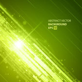 Abstract shiny technology lines and light vector background. Eps 10 — Stockvektor