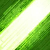 Soyut dijital teknoloji satırları arka plan eps 10 taşı — Stok Vektör