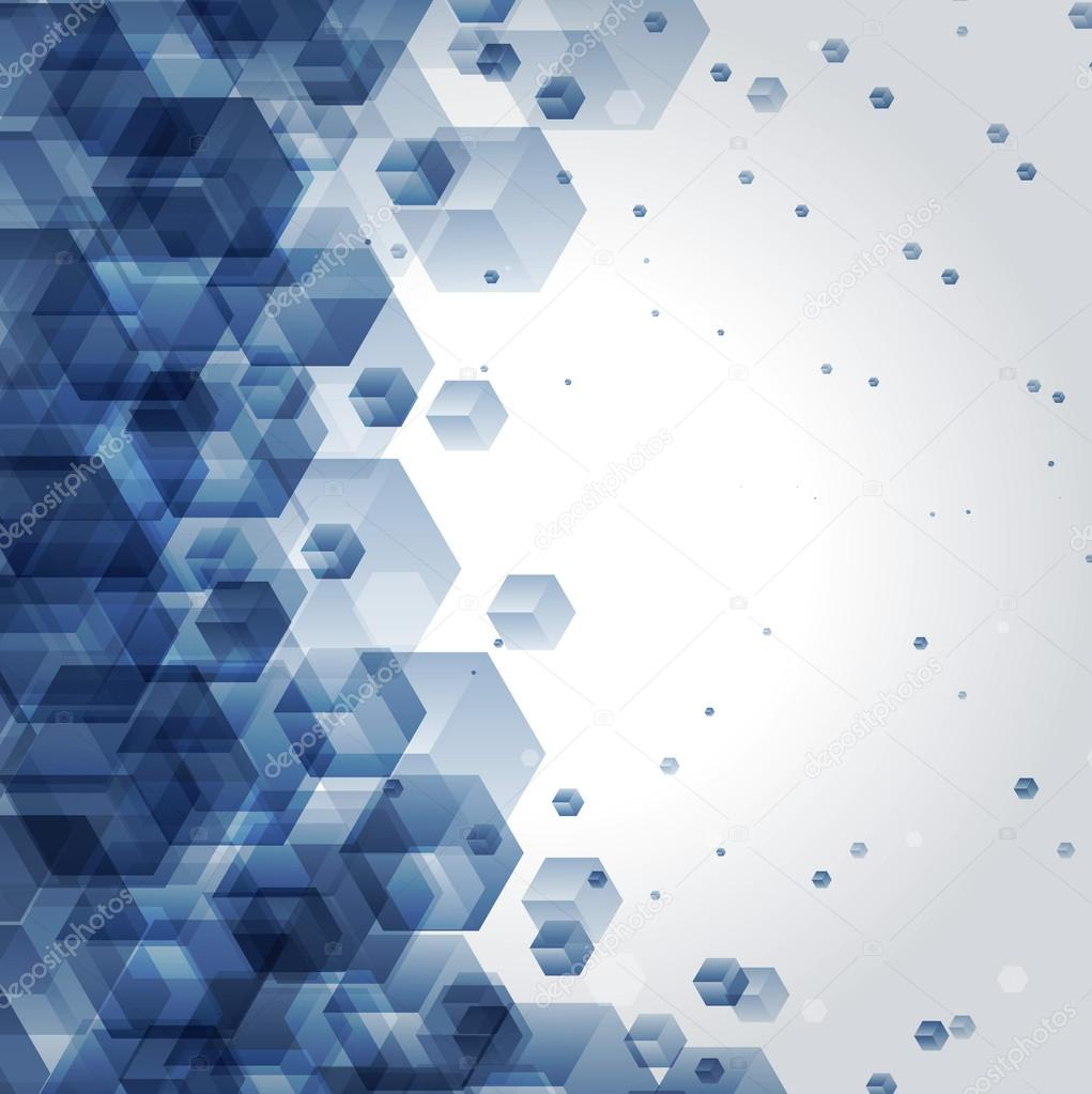 3d abstract cubes background - photo #13
