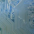 Printed-circuit board — Stockfoto