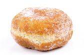 Jelly filled donut — Stock Photo