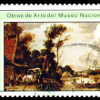 Stock Photo: Vintage postage stamp. Guadalquivir, by M. Barron.