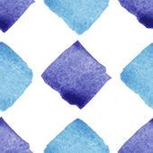 Watercolor vector seamless pattern — Stock Vector