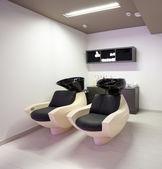 Hairdressing salon — Stock Photo